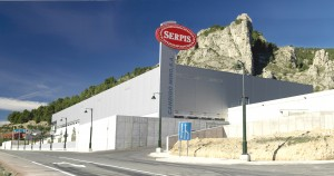 Nueva fabrica Serpis